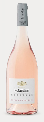 vin rose estandon